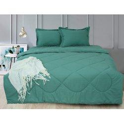 Набор постельного белья с летним одеялом TAG Green