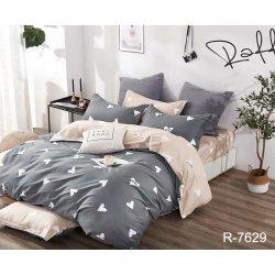 Постельное белье TAG ранфорс R7629 grey