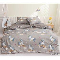 Подростковое постельное белье сатин S419