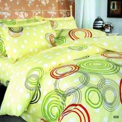 Постельное бельё ТЕП Круг разноцветный бязь (Украина)