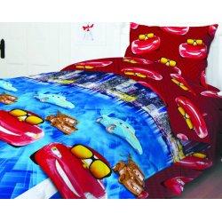 Детское постельное бельё ТЕП 949 Тачки