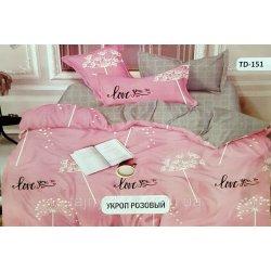 Постельное белье Тиротекс бязь Укроп розовый