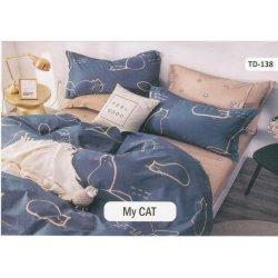 Постельное белье Тиротекс бязь My cat