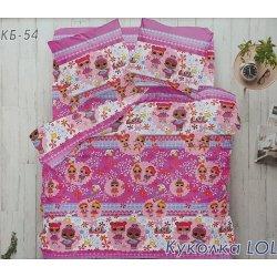 Детское постельное белье Тиротекс LOL pink