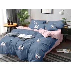 Подростковое постельное белье Тиротекс Влюбленные зайцы