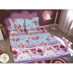 Детское постельное белье LOL Blue