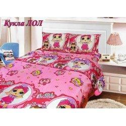 Детское постельное белье Тиротекс Кукла ЛОЛ