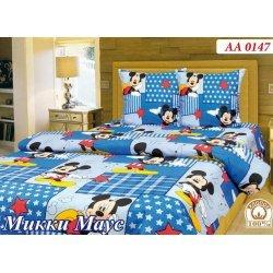 Детское постельное белье Тиротекс Дисней Микки Маус