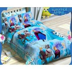 Детское постельное белье Тиротекс Дисней Холодное сердце