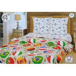 Детское постельное белье Тиротекс Футбольные клубы