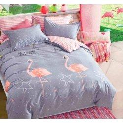 Постельное белье Тиротекс Фламинго