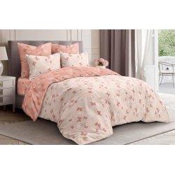 Постельное белье Тиротекс бязь Бабочки розовое