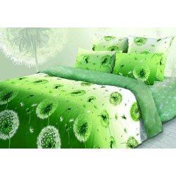 Постельное бельё Зелёные одуванчики