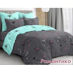 Подростковое постельное белье Тиротекс Романтика бязь