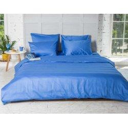 Постельное белье евро Novita Blue