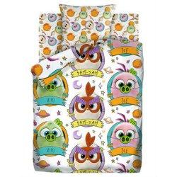 Детское постельное белье Птенцы