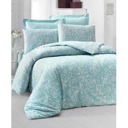 Комплект постельного белья евро Verano мятный