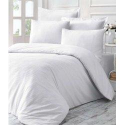 Комплект постельного белья евро Line белый