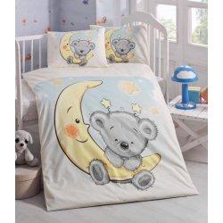 Детское постельное бельё в кроватку для новорожденных Victoria Pitircik ранфорс