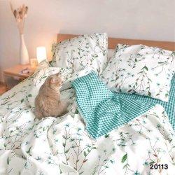 Комплект постельного белья Вилюта ранфорс 20113