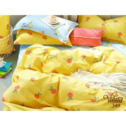 Детское постельное белье Viluta сатин 349