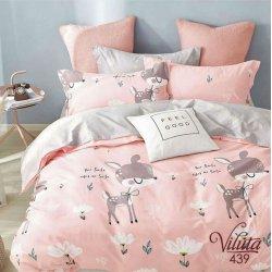 Детское постельное бельё Вилюта сатин 439