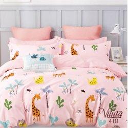 Детское постельное белье Вилюта сатин 410 в кроватку