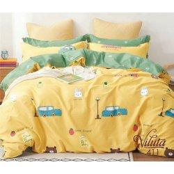 Детское постельное белье Вилюта сатин 411 в кроватку