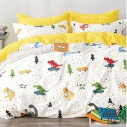 Детское постельное белье Вилюта сатин 412 в кроватку