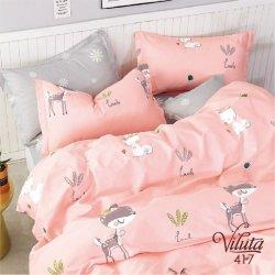 Детское постельное белье Вилюта сатин 417 в кроватку