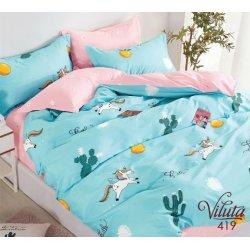 Детское постельное белье Вилюта сатин 419 в кроватку