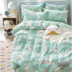 Детское постельное белье Вилюта 461 в кроватку сатин