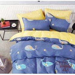 Детское постельное белье Вилюта 455 в кроватку сатин