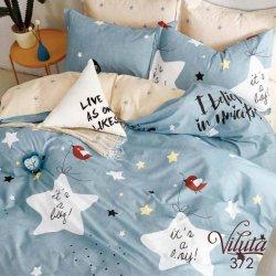 Детское постельное белье Viluta сатин 372