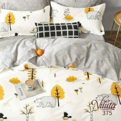 Детское постельное белье Viluta сатин 375