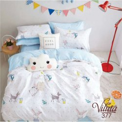 Детское постельное белье Viluta 377 в кроватку