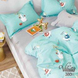 Детское постельное белье Viluta сатин 380 в кроватку