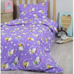 Детское постельное белье Hello Kitty 2