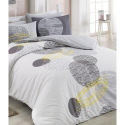 Семейное постельное бельё Zugo Home ранфорс Illusion