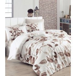 Семейное постельное бельё Zugo Home сатин Fadeks V5