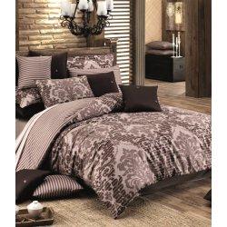 Семейное постельное бельё Zugo Home сатин Sultan V1