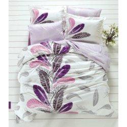 Комплект постельного белья Zugo Home сатин Plume евро