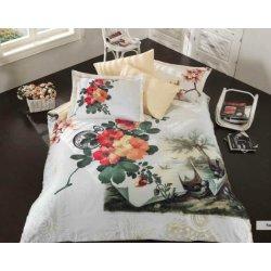 Комплект постельного белья Zugo Home сатин Sadabat евро