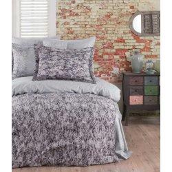 Комплект постельного белья Zugo Home сатин Tamara V1 евро