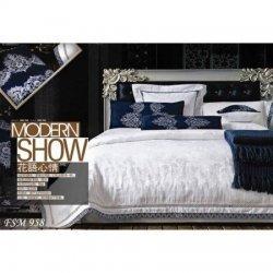 Евро комплект постельного белья «Modern»