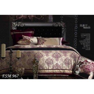 Евро комплект постельного белья «Madoran»