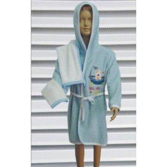 Набор детский с халатом
